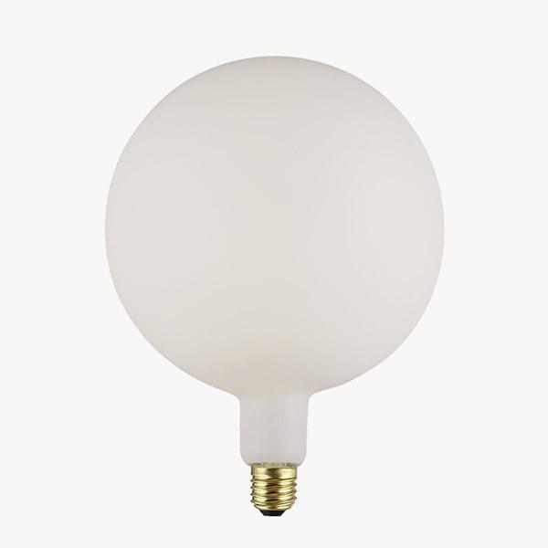 LED Lampe Kugel 200 Weiß
