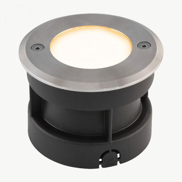 LED Bodenlampe Rund 100