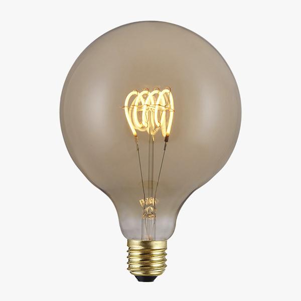 LED Lampe Filament DG125 E27 Amber
