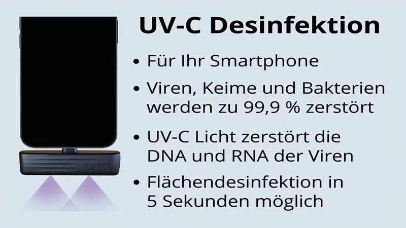 Vorteile der UVC Desinfektion