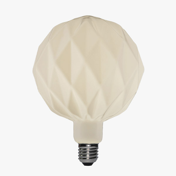 LED Lampe Kugel 150 Weiß