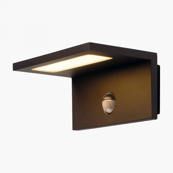 LED Wandleuchte Winkelstrahler Bewegungsmelder