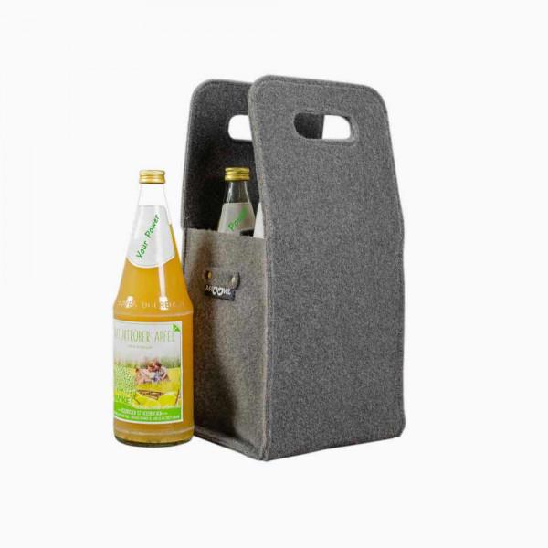 Tragetasche für Getränkeflaschen XL